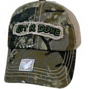 Camo Baseball Hat Git R Done Camouflage Mens Cap